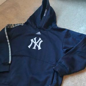 Youth New York Yankees Adidas brand sweatshirt